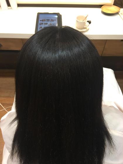 ミディアム 縮毛矯正/トリートメント