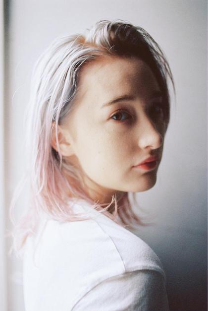 【初回限定】【U24応援】カット&ダブルカラー&毛髪診断シャンプートリートメント