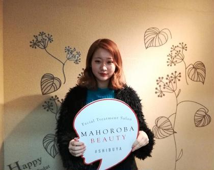 MAHOROBABEAUTY渋谷店別館所属・マホロバビューティー広報部のフォト