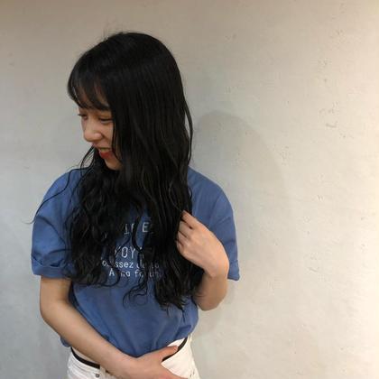 BELO大阪所属・透明感カラーNo.1山本甲輔のスタイル