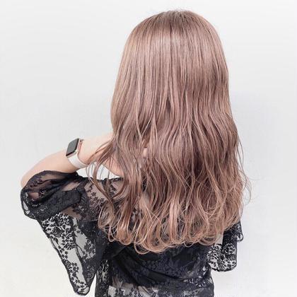 ☁️新規様限定☁️カット➕ダメージ94%カットケアブリーチ➕高発色カラー➕今話題の髪質改善トリートメント🌱
