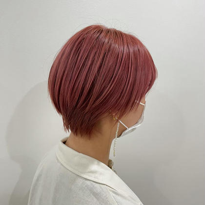 🥣ワンカラー+3step髪質改善トリートメント