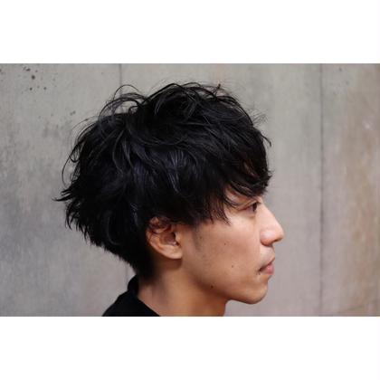 メンズ大学生カット4400円→3500円