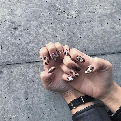 ネイル マツエク・マツパ 明日空きあり✴︎ instagram<<chipieee_nail_saya>>