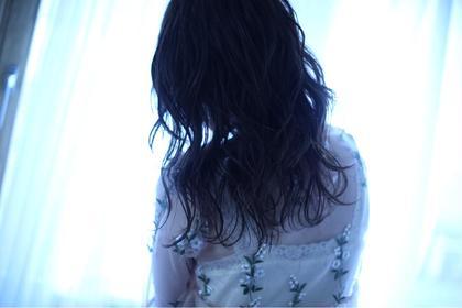 撮影モデル📷  透明感を出してみました!  髪もふんわり巻き、とてもキュートな印象に!(^ ^)