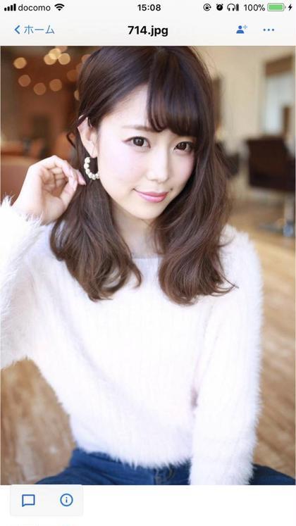 Agu hair baron所属・Aguhairlily大曲店のスタイル