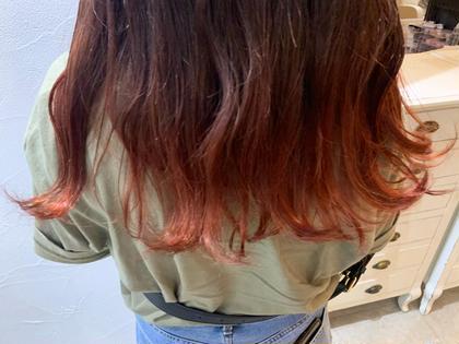 【♥】Cut -Gradation color