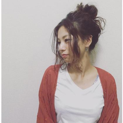 arrange ♡ andC所属・田中茜のスタイル