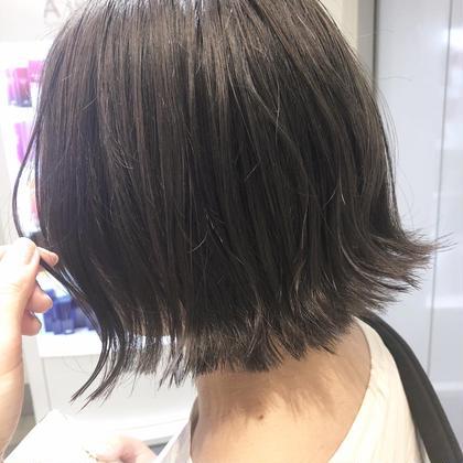 【似合わせ骨格・イメージ診断あり✂️】BASSAデザインカット+Aujuaシャンプー