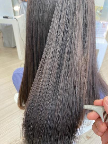 4月限定!髪質改善縮毛矯正 & 艶トリートメント