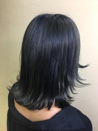 b:Ash所属のMFUMINAのヘアカタログ