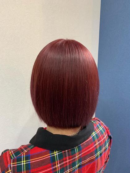 hair&make lucia 東三国店所属の店長川端隆史のヘアカタログ
