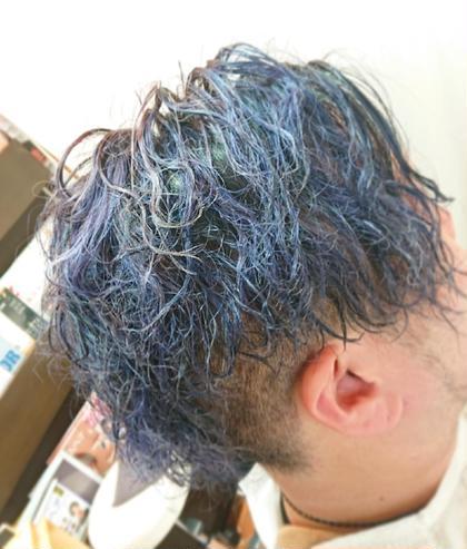 blue  color   ブルーカラー