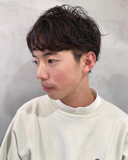 ✂︎1日3人限定【学生限定 初回クーポン】カット+パーマ+トリートメント