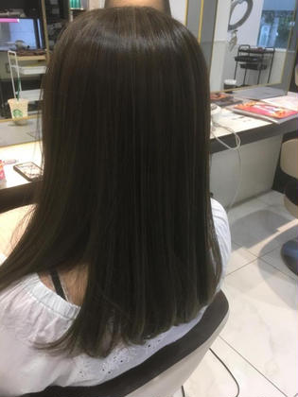 ⚡️髪質改善縮毛矯正⚡️