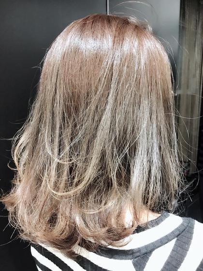 あなたは1番似合う髪色を知っていますか?⚠︎2回目以降40%off⚠︎カット+pcカラー+pcトリートメント+20分スパ