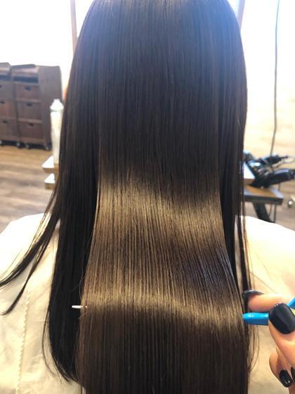 【新規】梅雨前ストレートキャンペーン!!髪質改善ストレート(縮毛矯正)+質感補正トリートメント🔥🔥🔥