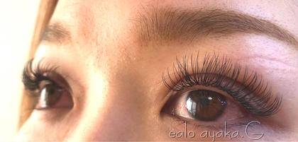 200本 0.15mm 11mm 13mm CCカール Eyelash salon Ealo所属・Ayaka.GEaloアイリストのフォト