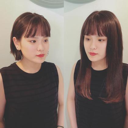 エクステ専門店 LaLaMoana 天神店所属のstylist Sanaのヘアカタログ