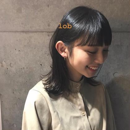 MAISON deIGGY所属の萩原直人のヘアカタログ