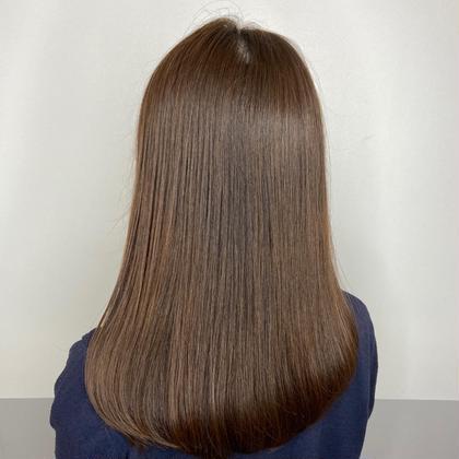 🔹5回目以降特別メニュー🔹メンテナンスカット➕透明感カラー➕髪質改善トリートメント