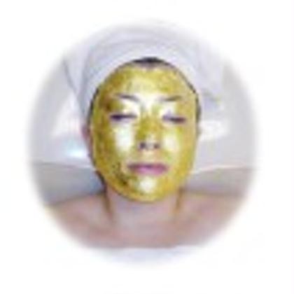 エイジングケアにピッタリな金箔パック20枚! gemstone 琥珀所属・山田由利子のフォト