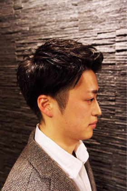 ヒロ銀座ヘアーサロン五反田店所属・根塚学のスタイル