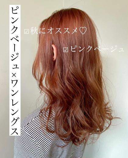 『外国人風』艶カラー+炭酸spaTr ¥11400⇒¥4660