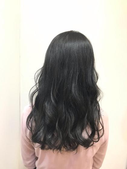 ⭐️カット+艶髪カラー🍯