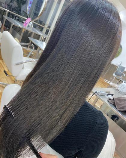 🌸髪質改善🌸✨Aujua4Stepトリートメント✨