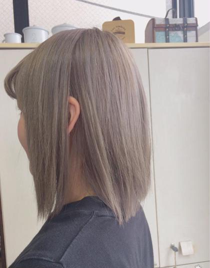 柔らかなスモーキーカラー dolce  hair所属・諏訪園寛子のスタイル