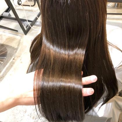 ◯髪質改善サイエンスアクアトリートメント🐬🐳