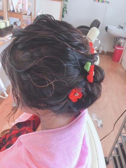 ビューティサロンU所属の向井愛のヘアカタログ