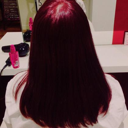 too hair所属・久保田遥香のスタイル