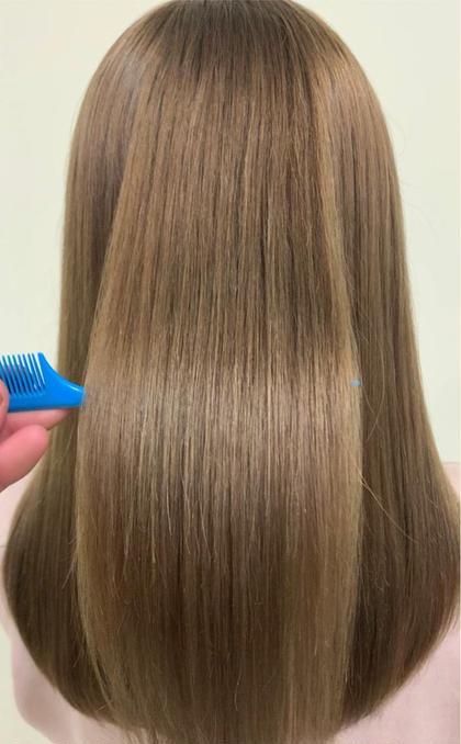 ❣️【話題の酸熱トリートメント】髪質改善フィラートリートメント➕メンテナンスカット(前髪カットも可)