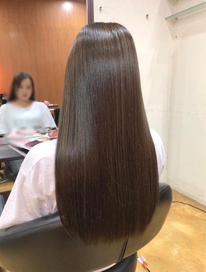 ⛄️全員/2月限定⛄️カット+TOKIO de SHINKA縮毛矯正+TOKIOトリートメント⭐️