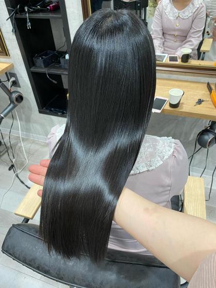 【平日限定】カット+髪質改善 サイエンスアクア🐬