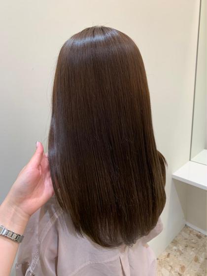 🤍✨髪質改善トリートメント+カット+カラー🤍✨