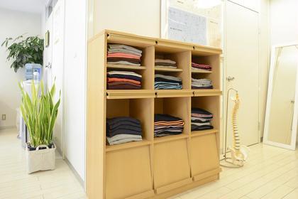 お着替えは各サイズをご用意しておりますので手ぶらでお越しください。