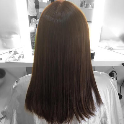 ダブルカラーで透明感ある髪色へ! LUCK海老名所属・中田夏紀のスタイル