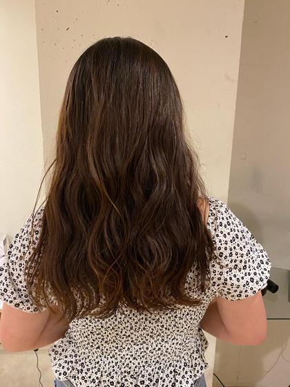 似合わせカット✂︎+髪質しっかり改善4Stepトリートメント!