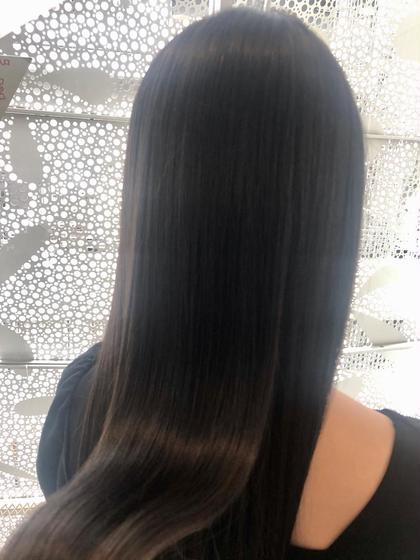 ✨新規限定❤️TVやSNSで話題❤️髪質改善サブリミックトリートメント✨超音波アイロン使用🌈