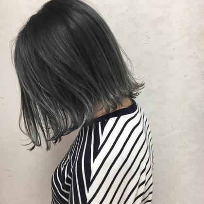 ♡初回限定♡ダメージレスカラー+カット+トリートメント+