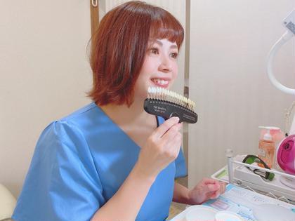 歯のセルフホワイトニング1回照射
