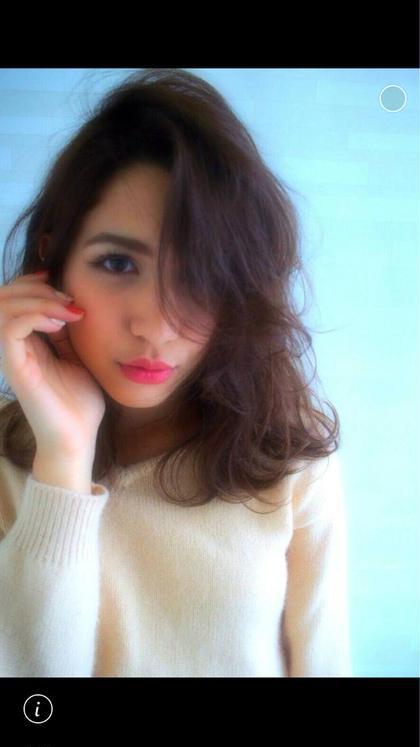 【コラーゲン付】カット & 髪に優しいコスメパーマ&トリートメント