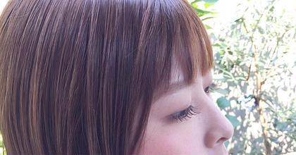🌷 Jカール khaki brown 10~11mm 100本 🌷 tenthair所属・tenthair小川涼花のフォト