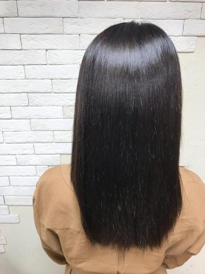 【👩🎓学生限定👨🎓】✨似合わせカット & 美髪ストレート✨