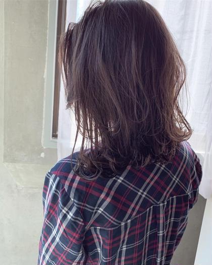 【お悩み解消】カット&ヘアカラー