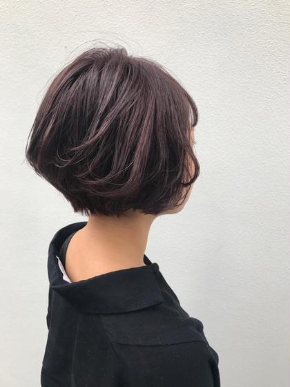 その他 カラー ショート autumn color
