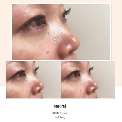 natural   Jカール   11 mm  100本です❤️ YURI美容室所属・明石嘉美のフォト